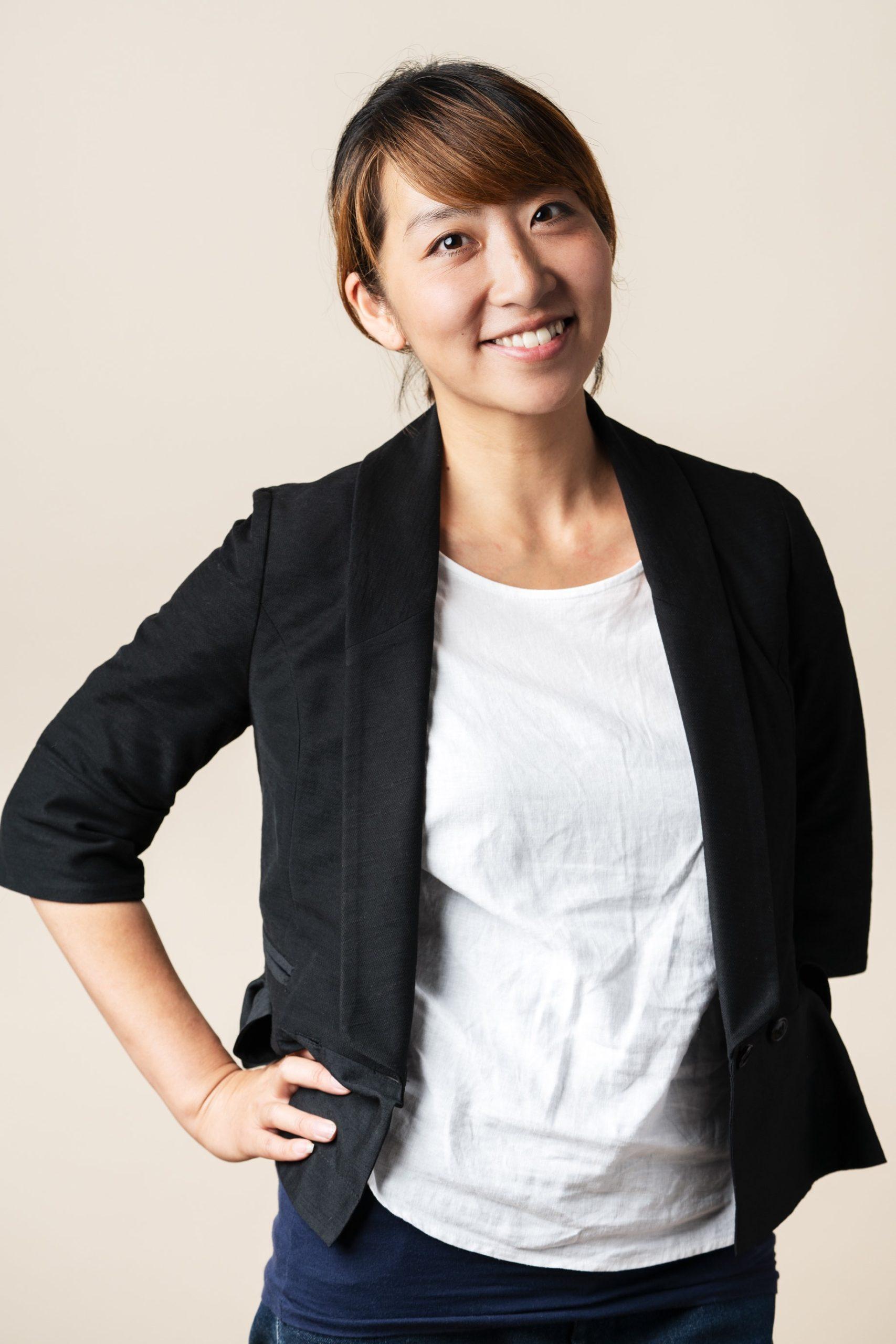藤田菜美子の写真